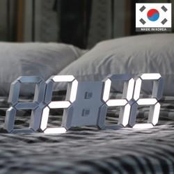 [국산]루나리스 3D LED 벽시계